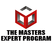 The Masters Expert Program Full Logo - Public Speaking, Online Marketing, Life Coach and Mentoring